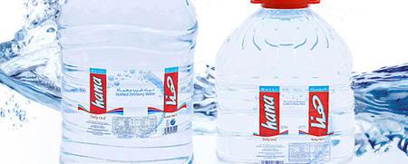 HANA WATER 公司采用和西帕一起设计的新瓶型