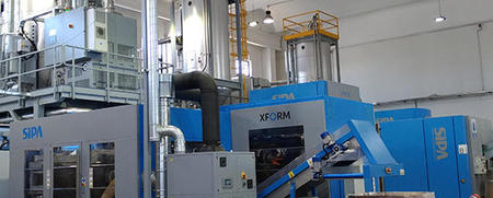 P&T stays with SIPA and take the first XFORM 350