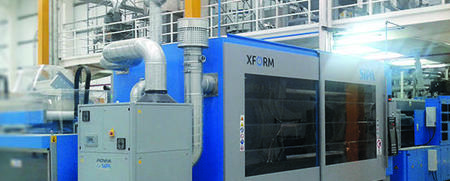 SMI, San Miguel Industrias PET is set on SIPA's XFORM 500